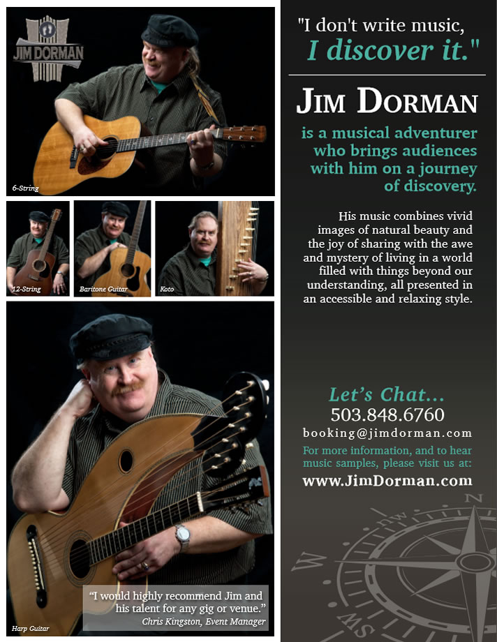 Jim Dorman Music