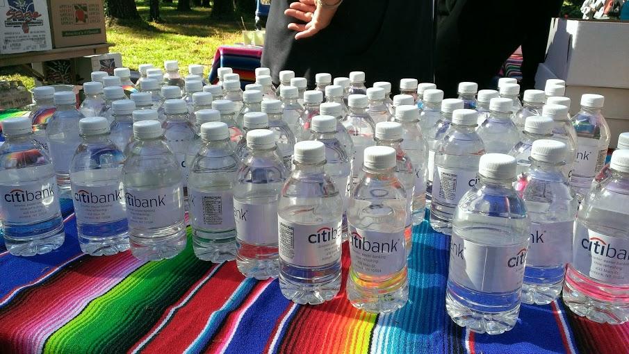 Promo water bottles