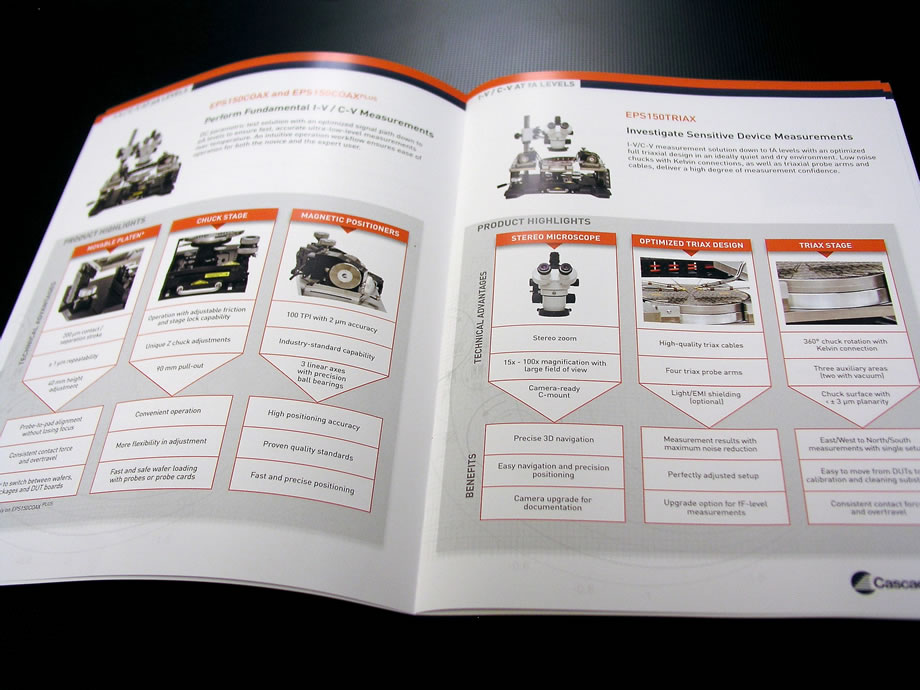 Color booklet printing
