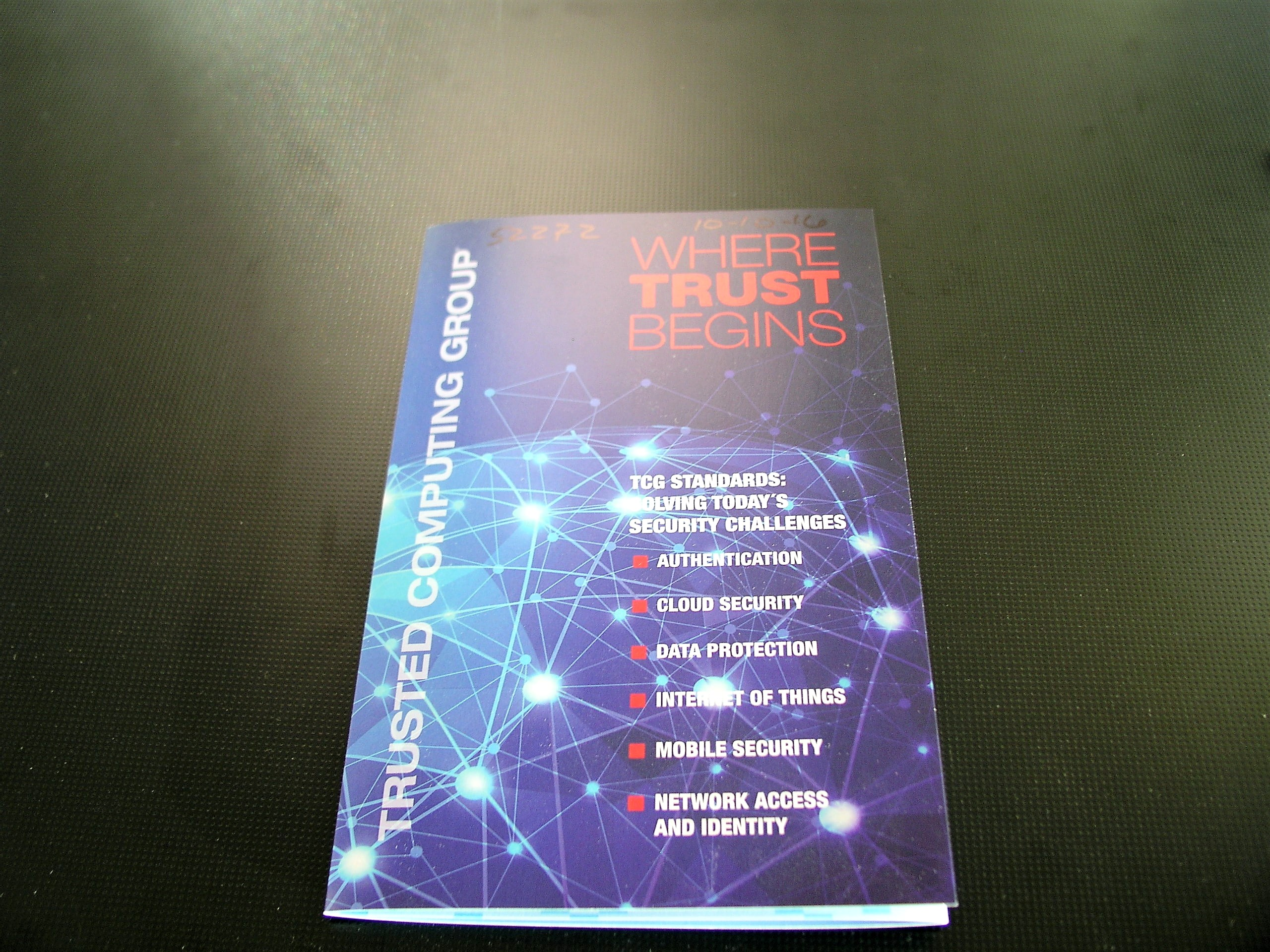 Brochure - Where Trust Begins