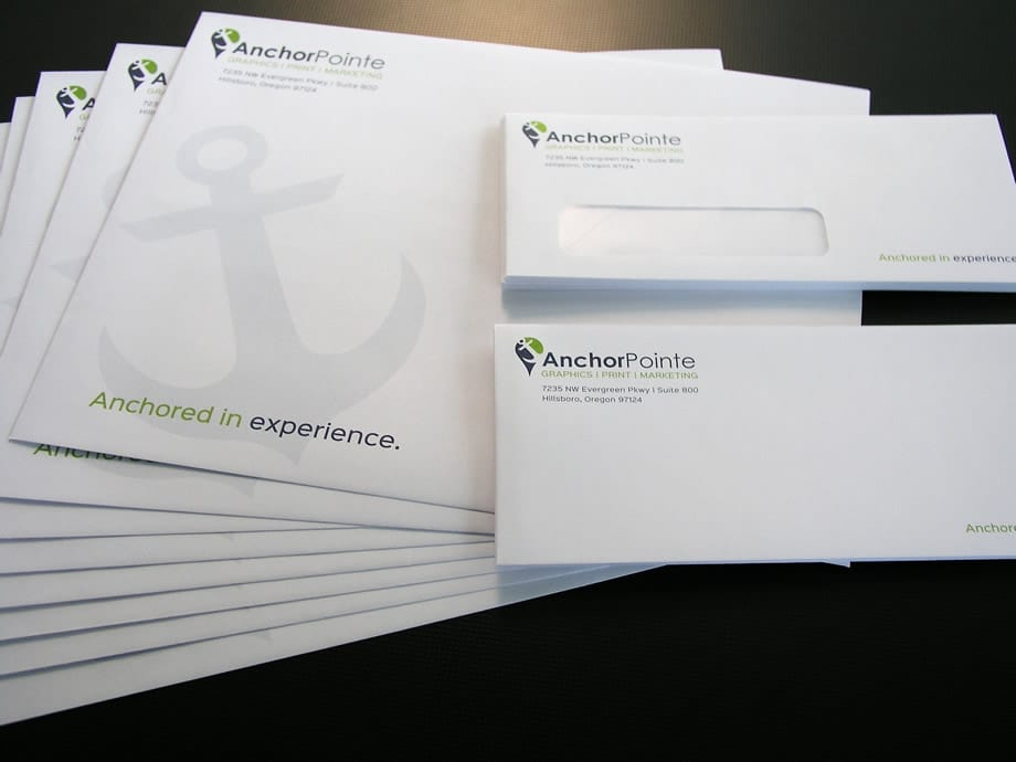 AnchorPointe Envelopes - Custom Envelope Printing