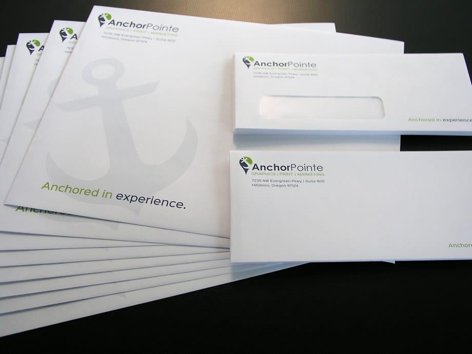 AnchorPointe Envelopes - Custom Envelope Printing
