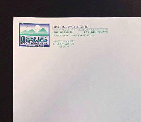 High Quality Letterhead