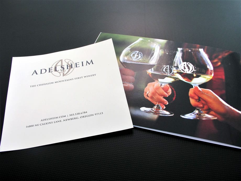 Labels - Adelsheim