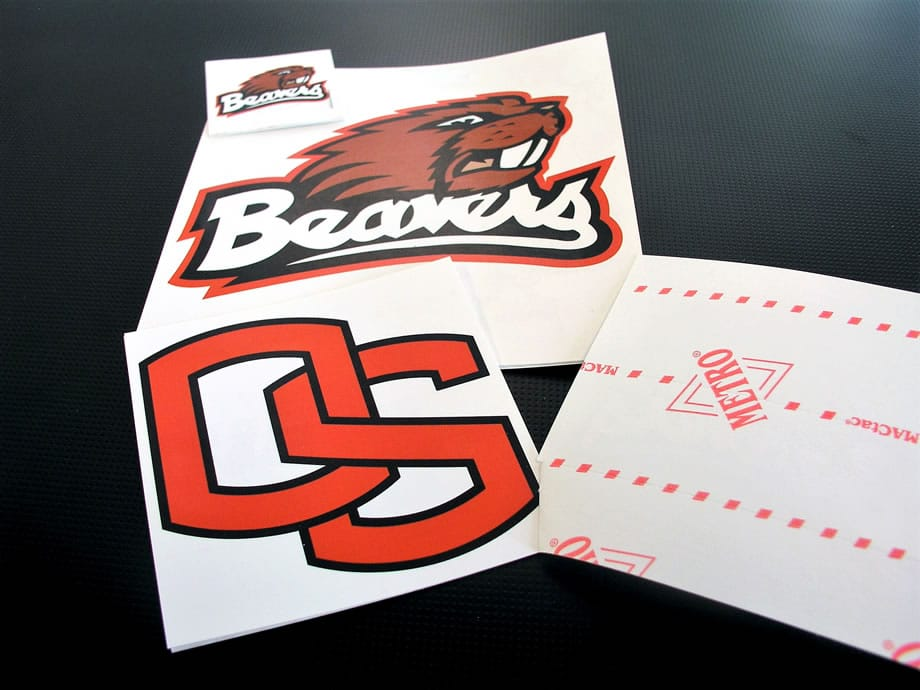 Labels - Beavers