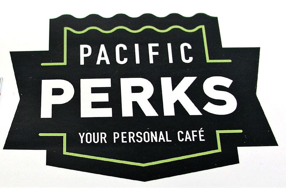 Labels - Pacific Perks