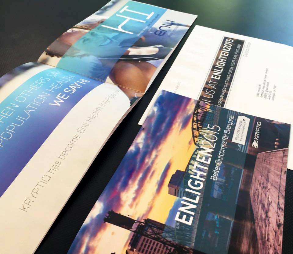 Full Color, Eye-Catching Marketing Materials