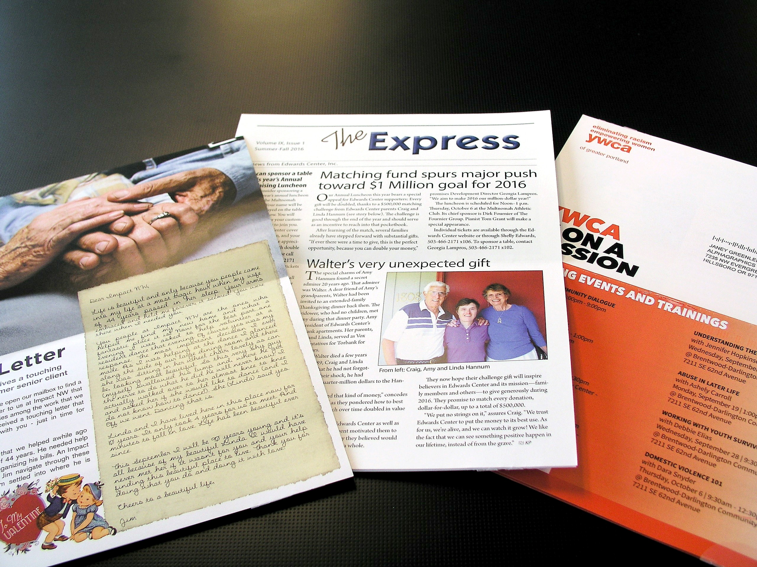 Examples of Newsletters