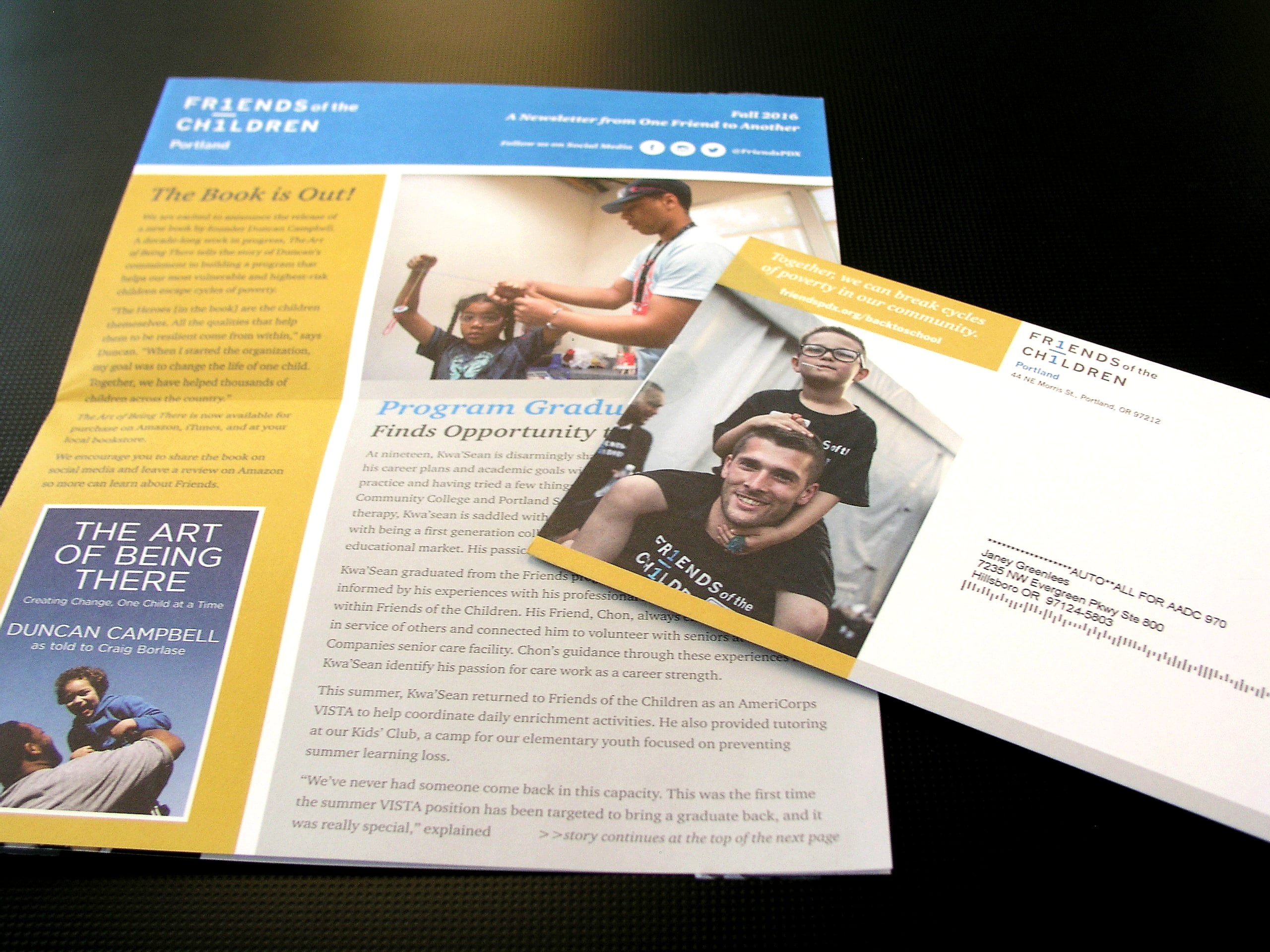 Example of Color Newsletters