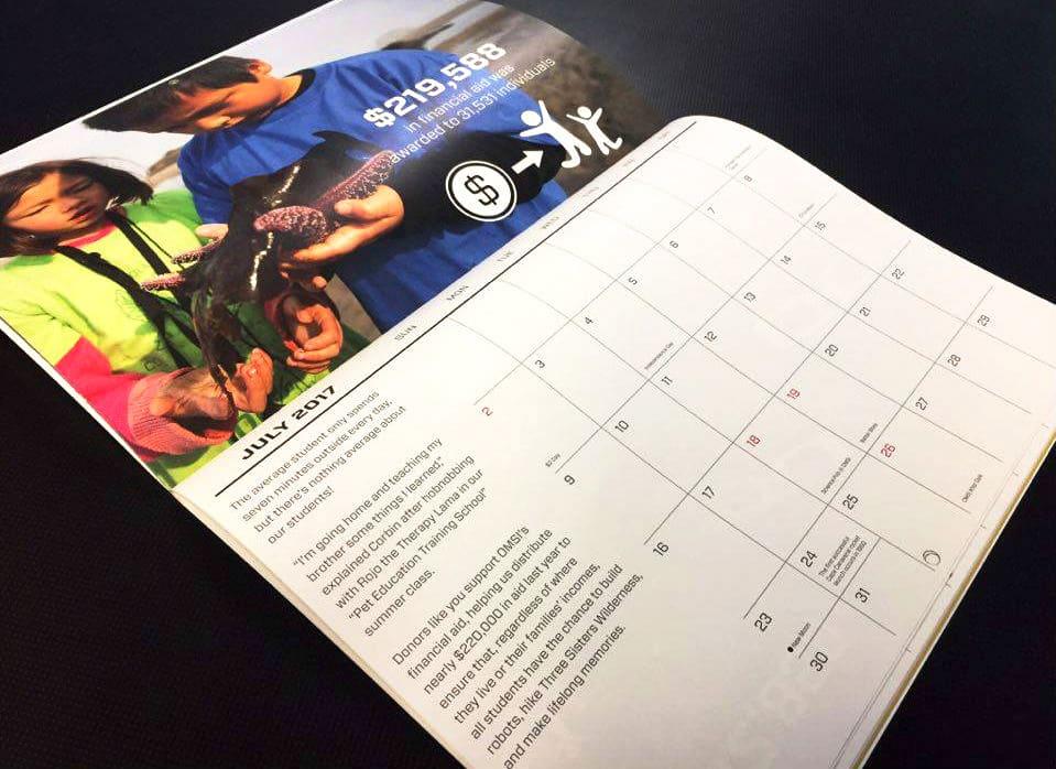 OMSI Calendar