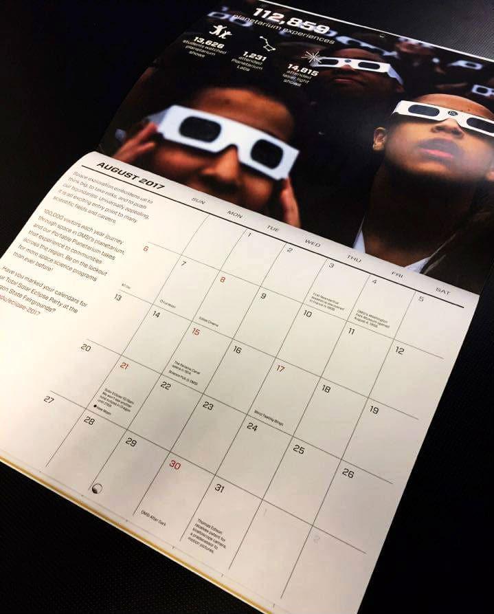 OMSI Calendar - Angle