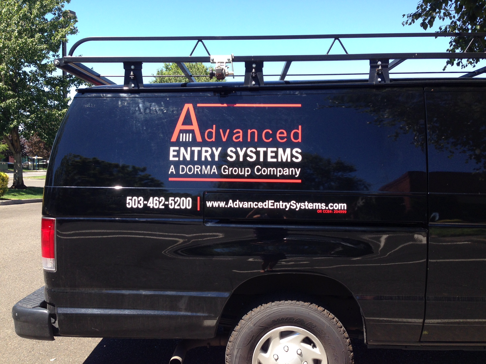 Branded Vehicle Graphics