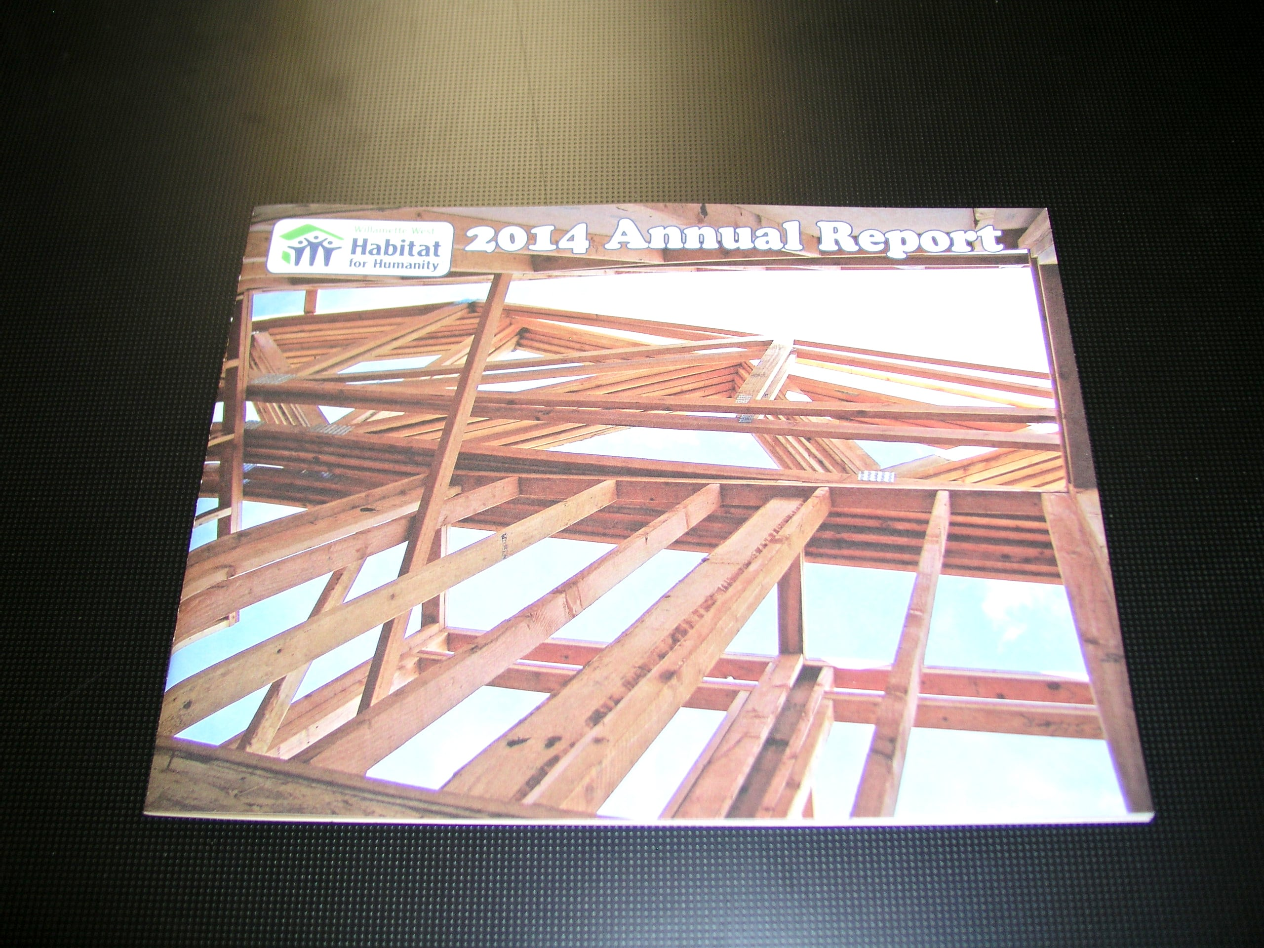 Habitat for Humanity Annual Report