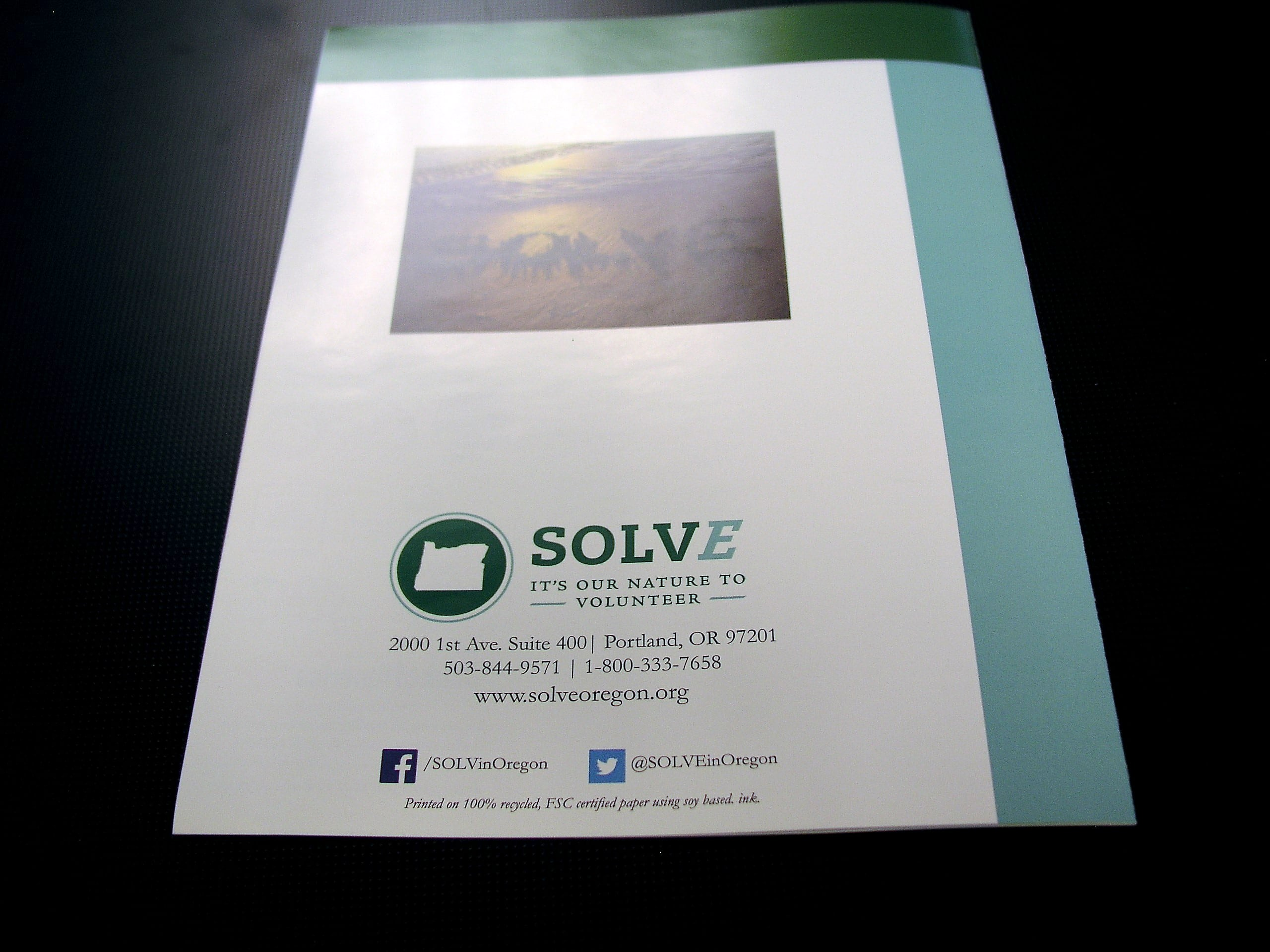 Solve - Annual Reports