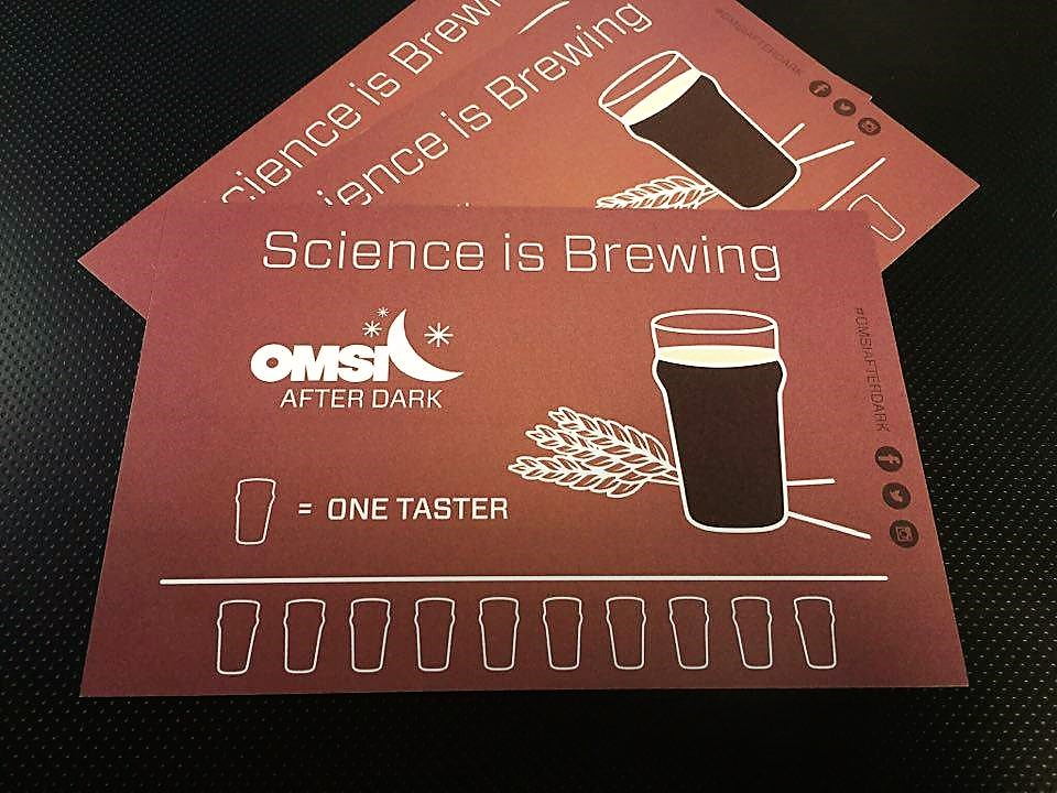 Science is Brewing Event Materials
