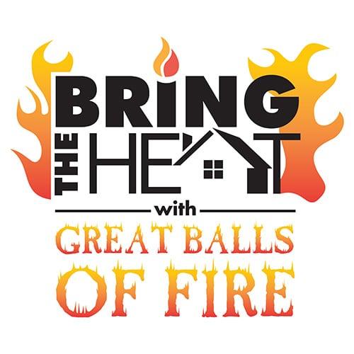 Bring the Heat Logo