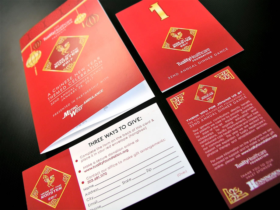 Event Materials - Tuality