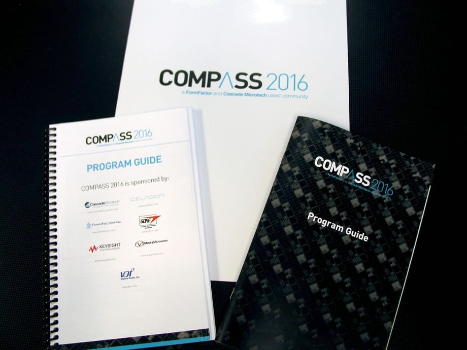 Coordinated Marketing Materials - Compass