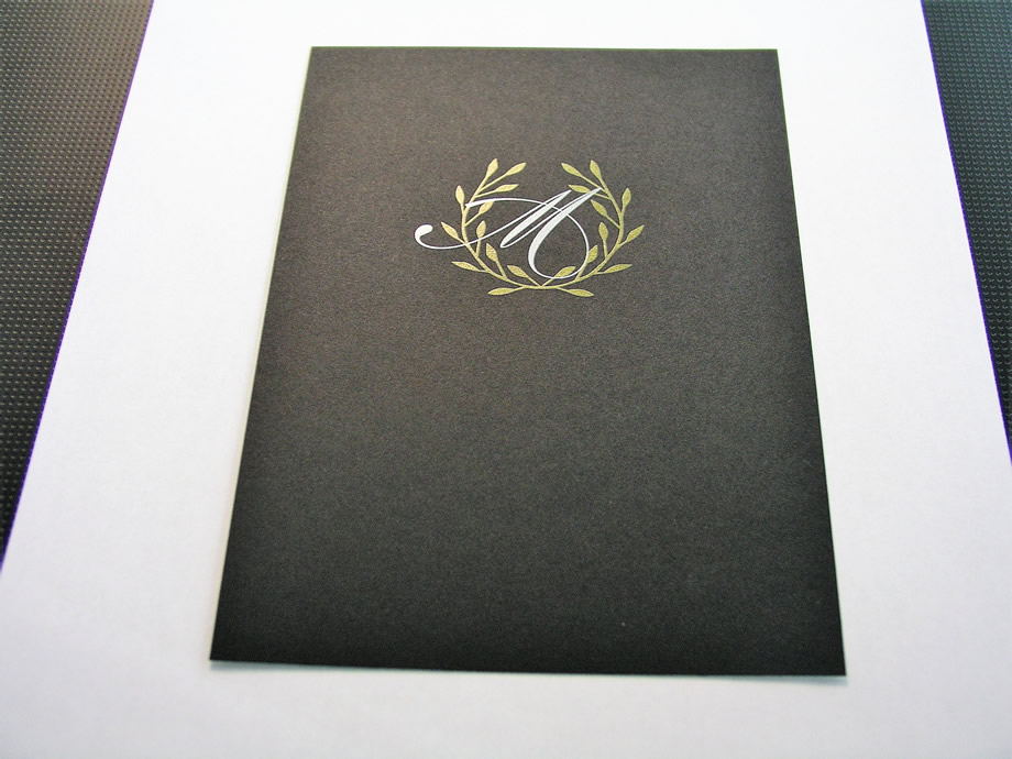 Example of White Ink Printing