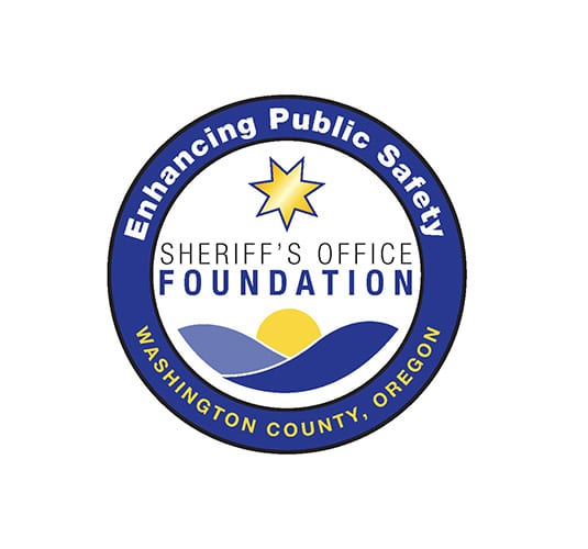 Sheriffs Foundation WA County - Logo Design and Graphic Design Example