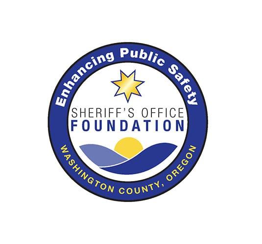 Sheriffs Foundation WA County - Logo Design and Graphic Design Example
