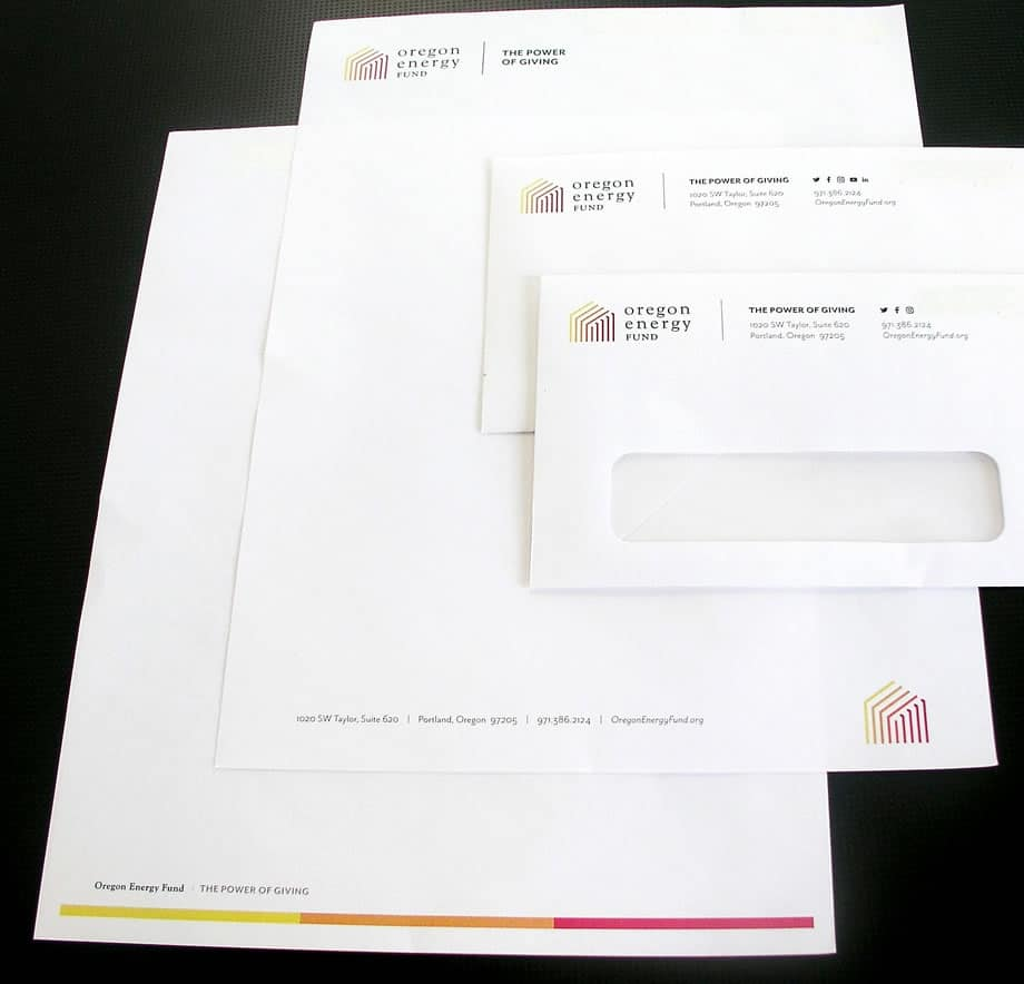 Offset Print Letterhead