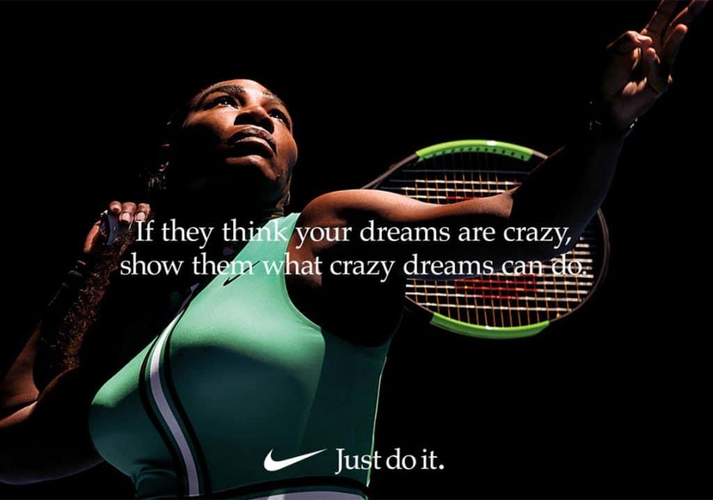 Nike ad - 2019