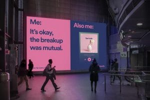 Spotify billboard meme