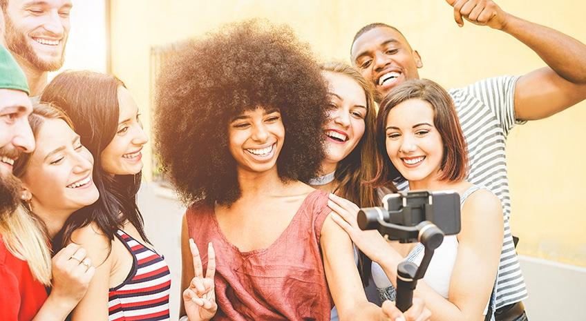 Millennial group